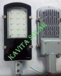 Aluminum Body Solar LED Street Light