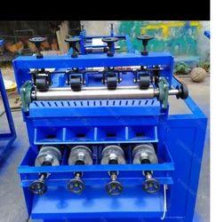 SS Scrubber Making Machine
