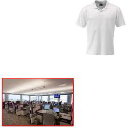 White T Shirt for Corporate Office