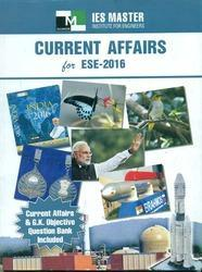 Current Affairs for ESE-2016 - Books
