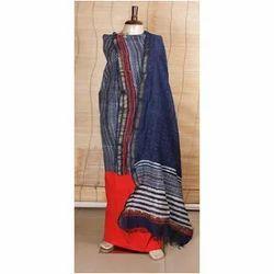 Indigo Dress Material
