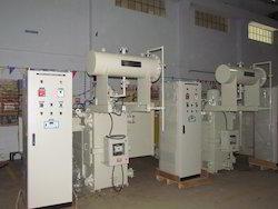 Transformer With OLTC & RTCC Panel Arrangement