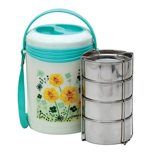 Omega Insulated Lunch Tiffin 2/3/4