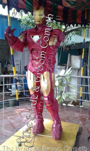 Iron Man Birthday Decorations