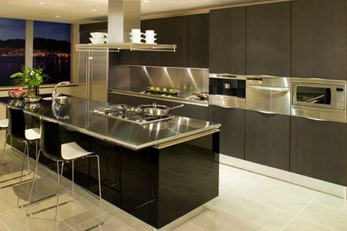 Steel Kitchens - Stainless Steel Modern Kitchen Manufacturer from Indore