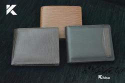 Khisa Leather Wallets
