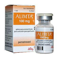 Alimta Powder 100 mg