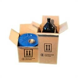 International Courier Service for Liquid and Powders Form