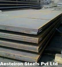 UNI 7382/ Fe E 355 KTTM Steel Plate