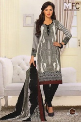 Pure Cotton Ladies Dress Material
