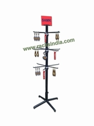 Revolving Stand For Key Chains