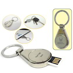 Pendrive with Keyring