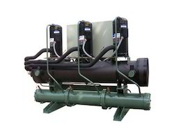 Scroll Chiller for Food Industry