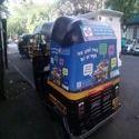Auto Rickshaw Advertisement