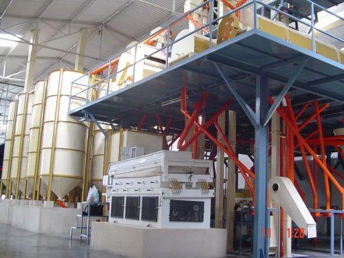 Dal Mill Plant