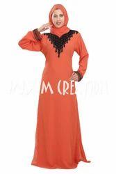 2016 Fancy Farasha Islamic Dress For Women