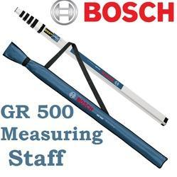 Bosch GR 500 5 Meter Leveling Staff