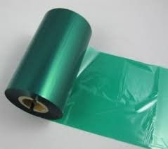 Wax / Resin Thermal Transfer Ribbon- Green