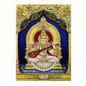 Goddess Saraswathi Paintings
