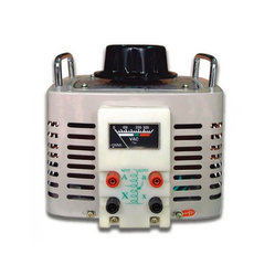 4 AMPS Hand Operated Variac