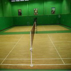 Sports court basketball court flooring services for Indoor basketball court flooring cost