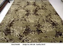 Hand Knotted Modern Design Carpet