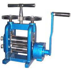 Hand Powered Rolling Mill Jewelry Machines