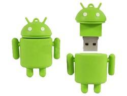 Android Robot USB