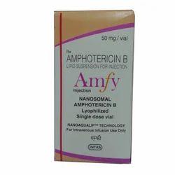 Amphotericin B Injection