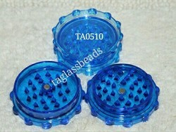 Plastic Grinder with Game Turquoise