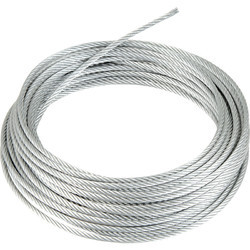 Suspended Wire Rope