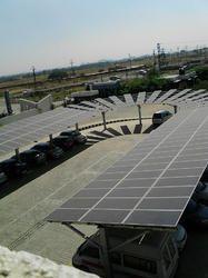 Solar Panel Mounting Structure In Pune Maharashtra India