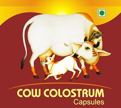 Cow Colostrum Capsules