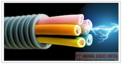 Rubber Cable For Cement