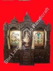 Teak Wood Customize Temple