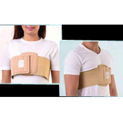 Rib (Chest) Binder with Pad