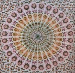 Ethnic Mandala Wall Tapestry