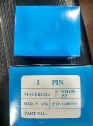 PP Nylon Tag Pin