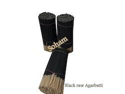 Black Raw Agarbatti