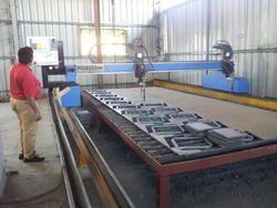 Kjellberg Economy CNC Gas & Plasma Cutting Machine