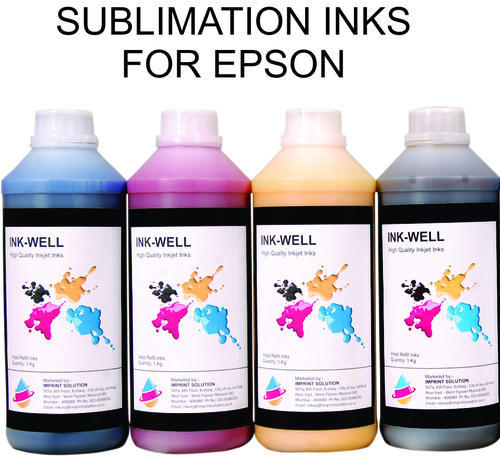 Sublimation Ink for Epson Sure Color T3270, T5270, T7270