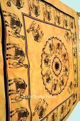 Indian Tapestry Desert Camel Printed Bed Spreads