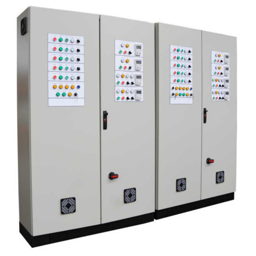 Electrical Control Panel - Manufacturer from Kolkata
