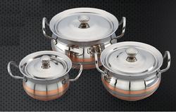 Matrix Copper Cookware