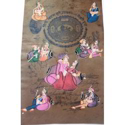 Painting of Seven Emperor & Emperors