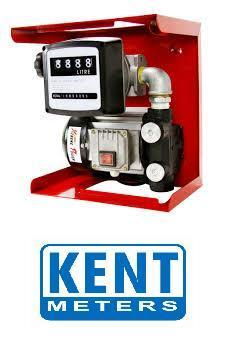 Kent Fuel Transfer Pump with Meter 230v