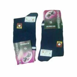 100 % Synthetic Nylon Socks