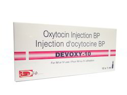 Devoxy-10 (oxytocin Injection Bp)