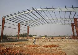 Pre Engineered Metal Building for Construction