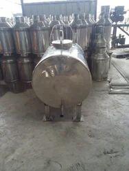 Milk Receiver Tank